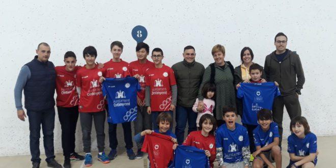 """La """"Champions League"""" de la Pilota Valenciana tornarà esta setmana"""