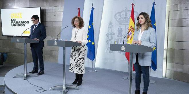 El Govern prolonga l'Estat d'Alarma fins a l'11 d'abril