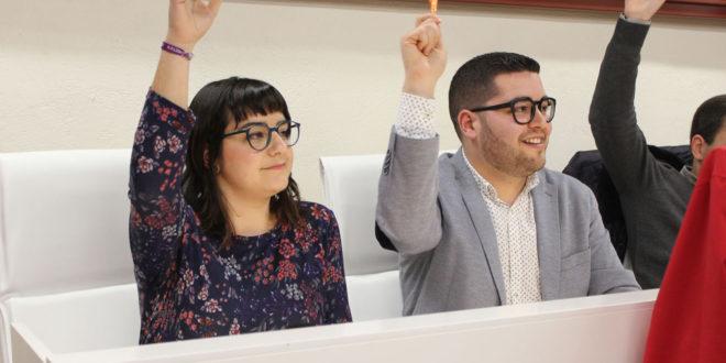 Calabuig i Alberola (Compromís), únics regidors que fan efectiva la renúncia a les retribucions d'abril