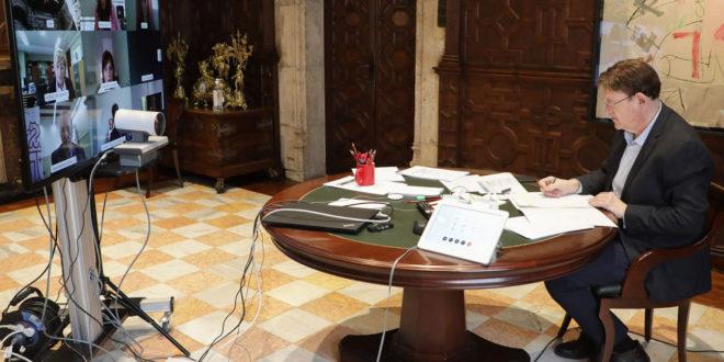 Generalitat oferirà informació per municipis sobre el COVID-19
