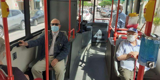 Restablert el servei de bus urbà