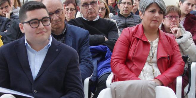 La comare Helena Gandia i el regidor Nico Calabuig representaran a Compromís en el Pacte per la Sanitat