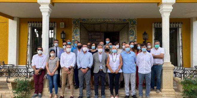 COEVAL aborda amb el departament de Salut Xàtiva-Ontinyent la situació del COVID-19