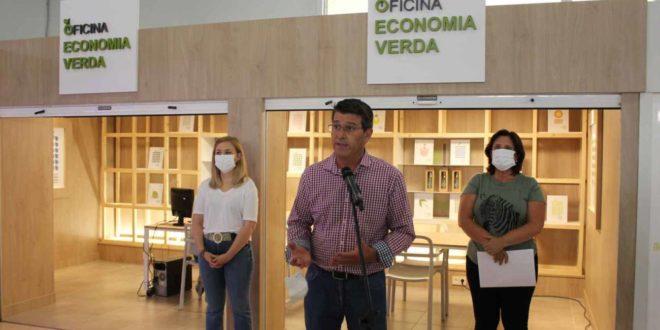 Obrin una Oficina d'Economia Verda per facilitar l'estalvi energètic i econòmic