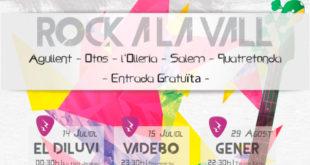 """Arranca a Agullent la segona edició del Circuit """"Rock a la Vall"""""""