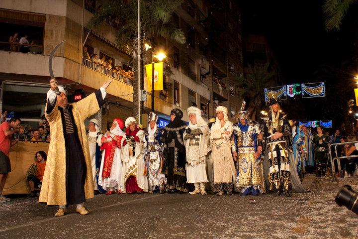 """La marxa mora """"Chimo"""" tancarà el primer concert de música festera de Barcelona"""