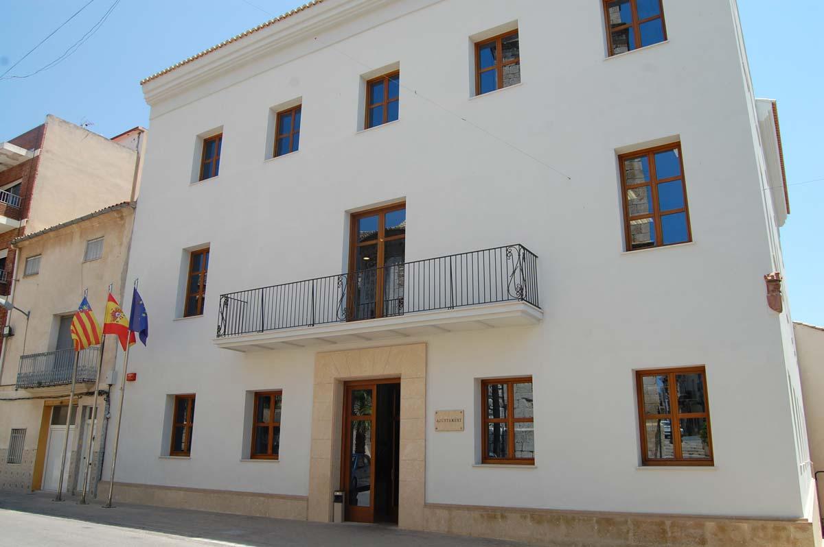 L'Olleria rep 250.000 euros de la Diputació per a invertir en diferents millores