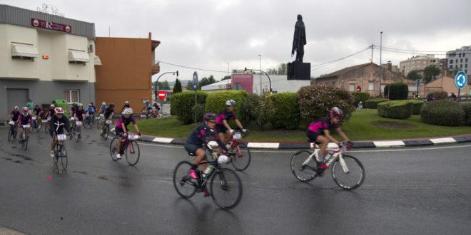 Dones bicibles continua reivindicant l'esport femení amb la 3a Marxa cicloturista