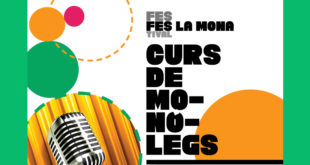 """El festival """"Fes la mona"""" convoca una reunió informativa per al curs de monòlegs"""