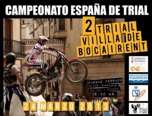 Campionat Nacional Trial Bocairent 2013