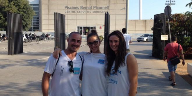 El club de nataci ontinyent torna amb bon sabor de boca for Piscines picornell