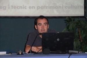 CarlosFuster Guanyador IX Premi investigació Vall d'Albaida