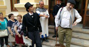 Les rutes teatralitzades de Cervino inicien les festes de Moros i cristians