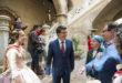 Els festers de Sant Josep visiten per primera vegada la Diputació