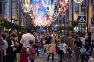 Inauguració d'Ontinyent al Carrer 2016. Foto de Jordi Casanova
