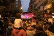 """Espectacle """"Trotamundos"""" a Martínez Valls. Cloenda Ontinyent al Carrer 2016. Foto de Jordi Casanova per a TV digital Ontinyent"""