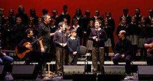 """""""Botifarra"""" ompli de gom a gom el Teatre Echegaray amb el seu espectacle """"Ja ve Nadal"""""""