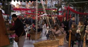 """El """"mercat de Reis"""" d'Ontinyent comptarà amb més de 20 activitats d'animació en 3 dies"""