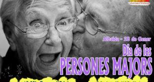 L'Ajuntament d'Albaida dedicarà este dissabte als seus majors