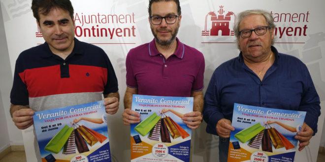 Els comerciants de Sant Rafel recompensen la fidelitat de la seua clientela amb 2.500 euros en xecs-regals