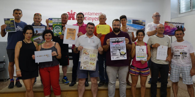 Les 24 hores d'Ontinyent augmentaran els participants i les modalitats esportives