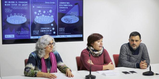 Programació centrada en la prevenció i la coeducació per conmemorar el dia contra la violència gènere