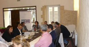 COEVAL INICIA LES SEVES TROBADES EMPRESARIALS AMB LA PARTICIPACIÓ DEL CONSELLER D'ECONOMIA RAFAEL CLIMENT