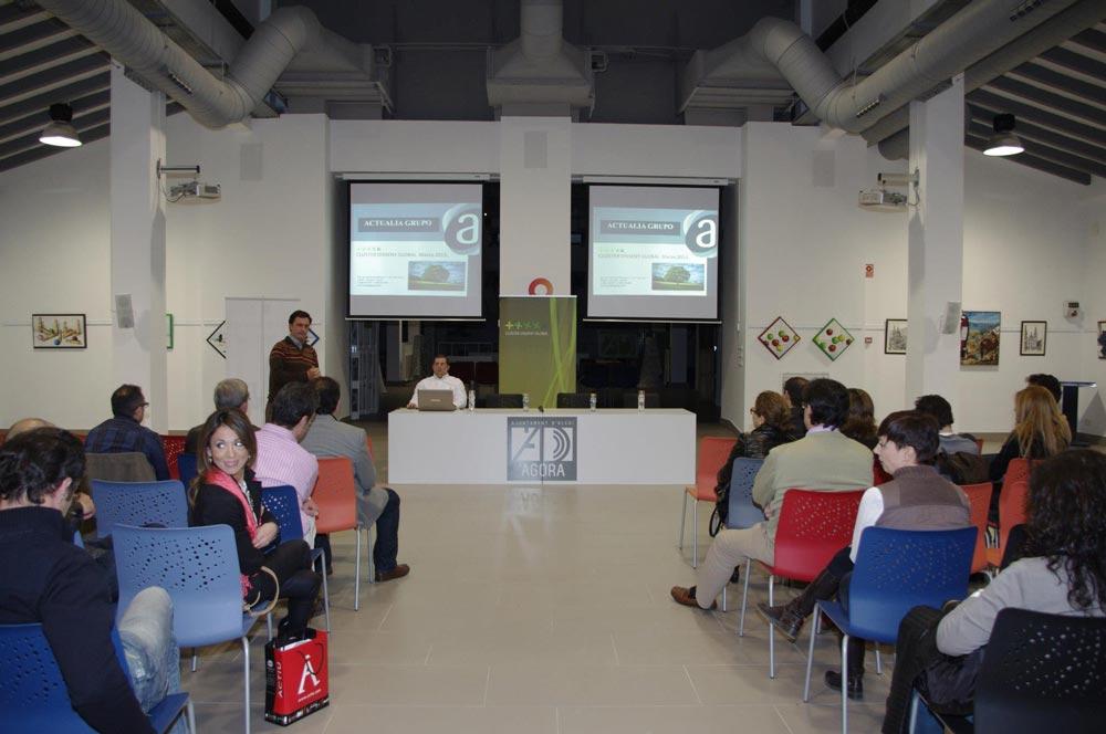 Cullera es convertirà el dia 27 d'Octubre en el centre d'emprenedoria de la Comunitat Valenciana