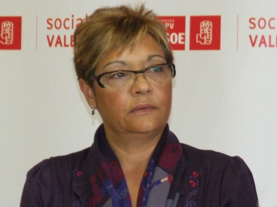 Eva Tormo, vicesecretària comarcal del psoe a la Vall d'Albaida