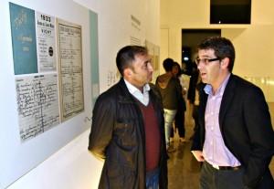 Exposició Caligrafies Ontinyent