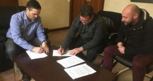 L'Ajuntament d'Albaida i la Parròquia d'Albaida acorden la permuta de diverses parcel·les amb la signatura de tres convenis