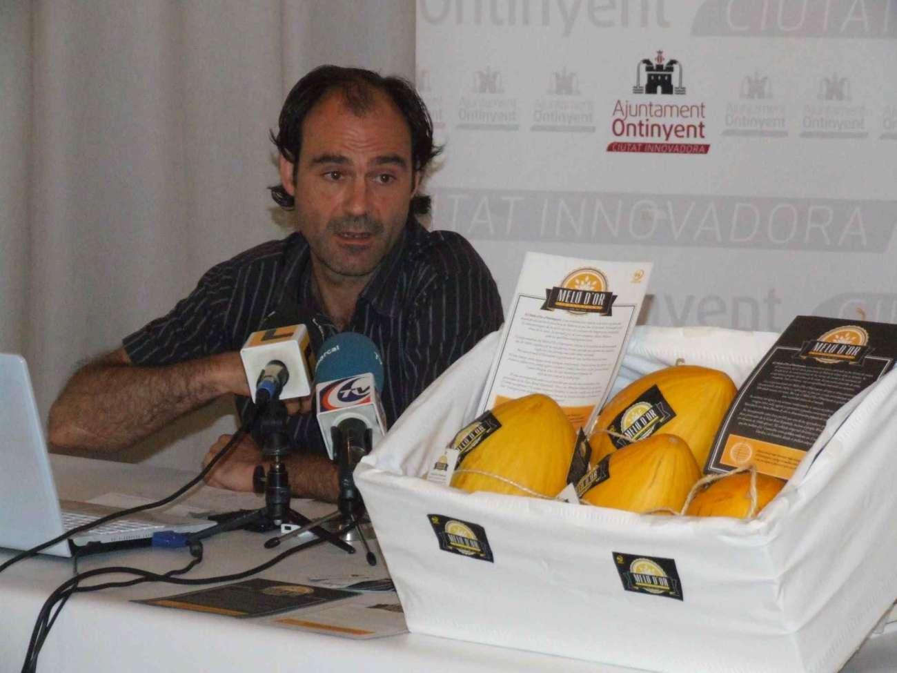 Fran Quesada Presentació Melò d'Or