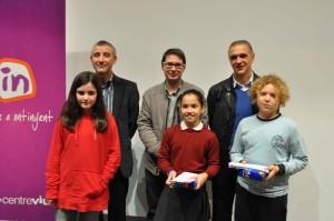 Ganadores Concurso Postales Comerç IN 2012