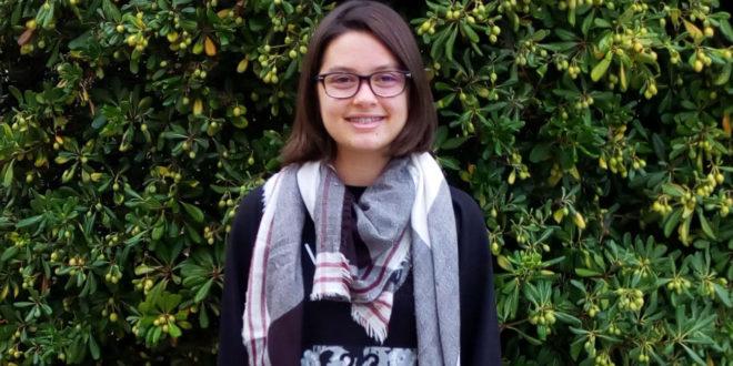 Paula Torró Albero, de l'IES l'Estació, premi extraordinari de Secundària del curs 2015-2016
