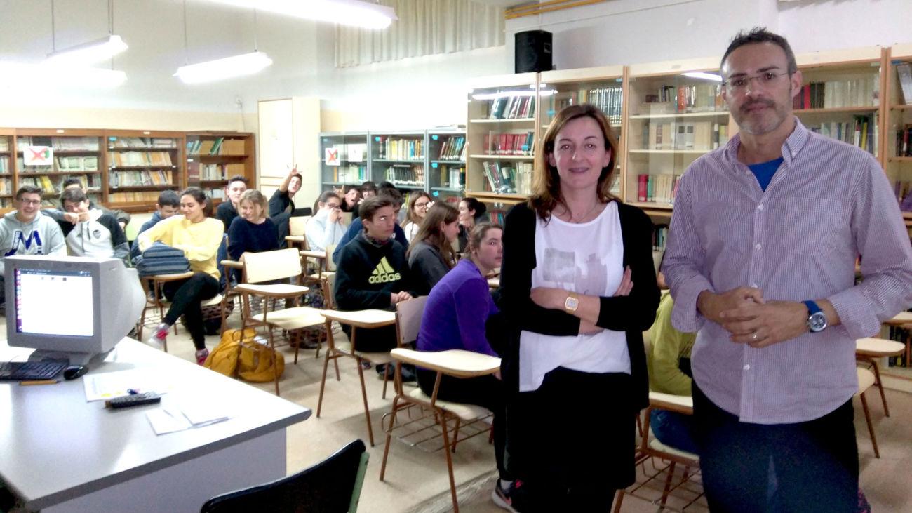 La universitat polit cnica de val ncia lluita contra els convencionalismes amb l 39 alumnat de l - Piscina coberta ontinyent ...