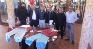 La Societat de Festers recupera dos vestits dels Moros Marinos