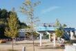 Compromís denuncia la situació de la passarel·la del IES La estació