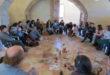 """El projecte """"Estirar del fil"""", porta a la Vall d'albaida obres, reflexió, participació i formació per entendre i saber fer jugar els titelles"""
