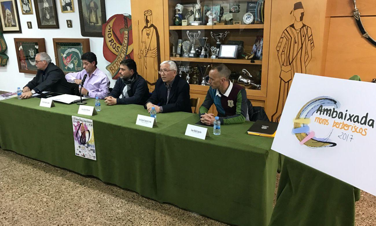 M s de 500 persones s han inscrit ja al 10k moros i cristians berberiscos del 29 d abril tv - Piscina coberta ontinyent ...