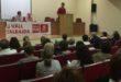 Patxi López acompanyava en el seu acte dels 100 anys d'història a la Societat Obrera de Quatretonda