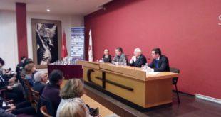 """La Societat de Festers d'Ontinyent obri les activitats de el """"Mig Any"""" amb la presentació del butlletí"""