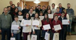 Homenatge als estudiants ontinyentins amb millors expedients acadèmics