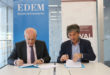 EDEM i COEVAL signen un conveni de col·laboració