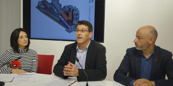 Els 3 milions de l'antic IVVSA per al barri de La Vila d'Ontinyent arribaran deu anys després