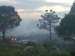 Incendi Bocairent Juny 2013