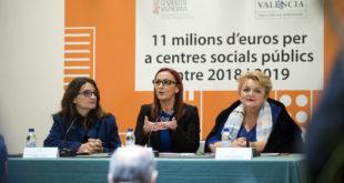 Agullent albergarà un dels sis nous centres socials públics construïts per la Diputació