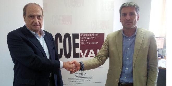 COEVAL I CEEI apropen els seus llaços de col·laboració