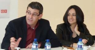 Jorge i Rebeca PSOE