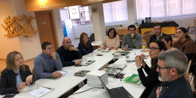 El COR acull un taller sobre gestió de residus en mancomunitats