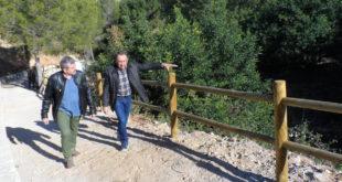 Benissoda recupera el paratge de la Font de l'Olivera i condiciona el Camí de la Bassa amb ajuda de Diputació